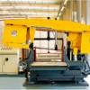 供应数控型钢带锯床,双立柱转角带锯机