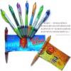 供应广告拉画笔拉纸笔,小礼品大广告,企业参展、促销活动的不二选择