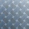 销售201 304彩色不锈钢编竹纹压纹板