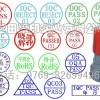 供应自动原子印章、电子光敏印章