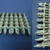 急需3.5*4.0*20L塑胶盘、四极白胶镀镍插针,每月量大