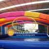 供应生产供应各种pvc充气游泳池