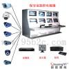 供应小区闭路电视监控系统 小区视频监控系统