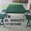 供应连体桌椅长/塑料折叠桌/塑料折叠桌子