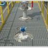 供应平台钢格栅板 超峰平台钢格栅板
