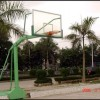 供应全箱式独臂移动篮球架