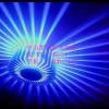 供应LED太阳花灯大功率LED壁灯
