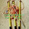 供应高压接地棒,短路接地线,高压验电棒