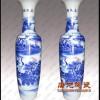 供应陶瓷大花瓶,商务礼品陶瓷大花瓶,青花瓷大花瓶