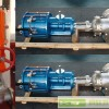 供应Z641W气动带手动不锈钢法兰闸阀