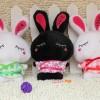 心诺玩具供应日本LOVE兔子