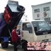 厂家直销东风小霸王挂桶垃圾车
