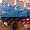 供应湖北程力拉臂带对接式垃圾车