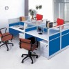 供应各种办公家具定做电脑桌系列