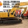 供应二手小松PC60等大中小型号掘机,二手小松挖掘机行情