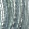 供应PVC食品输送带,酒厂专用PVC透明钢丝螺旋管