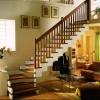 供应实木楼梯,别墅楼梯上海楼梯装修罗曼A