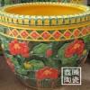 供应陶瓷缸,家用缸,粉彩大缸,鱼缸