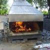 供应殡仪馆花圈、随葬品环保焚烧炉