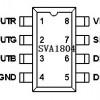 供应SVA1804三通道LED(发光二极管显示器)驱动控制专用电路