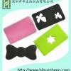 应发卷带魔术贴,刘海魔法贴,蝴蝶结造型贴,尼龙料