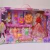 供应2012超长盒公主凯利换装芭比 芭比娃娃火爆登场 厂家直供芭比娃娃
