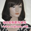 供应2012汤氏秋冬时尚女士假发与肤色完美搭配