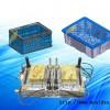 供應加厚版塑料周轉箱模具 塑膠筐子模具