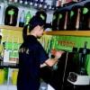供应福州奶茶操作台,福州不锈钢奶茶操作台