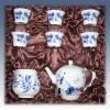供应陶瓷壶 陶瓷杯子 陶瓷茶具生产厂家