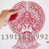 北京卡纸激光镂空、窗花剪纸激光切割、印刷封面扉页激光切割