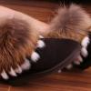 供应新款雪地靴 厂家清仓处理 两圈毛时尚短靴 女款棉靴 棉鞋 保暖靴