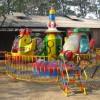 供应升降旋转小飞机,4臂儿童升降玩具儿童游乐设备厂家