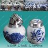 供应真空陶瓷蜂蜜罐,高档礼品陶瓷罐定做