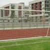 供应广东佛山江门南海户外足球场7人移动式优质焊管足球门
