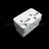 供应全球通转换器,威耐尔,usb全球通插座 万能转换插头