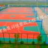 供应03黄岛塑胶篮球场铺装-EPDM球场-黄岛专业塑胶篮球场施工