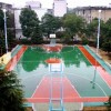 供应亚强体育PU球场、PU球场篮球场、张家口PU球场