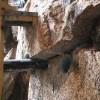 禁止露天爆破开采可以用液压静暴开采矿石