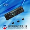 南京欧卓OH513 SOT89贴片封装高温锁定霍尔开关电路