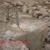 井桩岩石开挖快速静暴设备