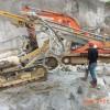 快速拆除岩石代替膨胀剂分裂岩石设备