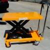 厂家直销手动液压平台车,液压手推车,模具搬运车,物流台车