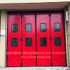 合肥静宇供应折叠大门,消防折叠大门